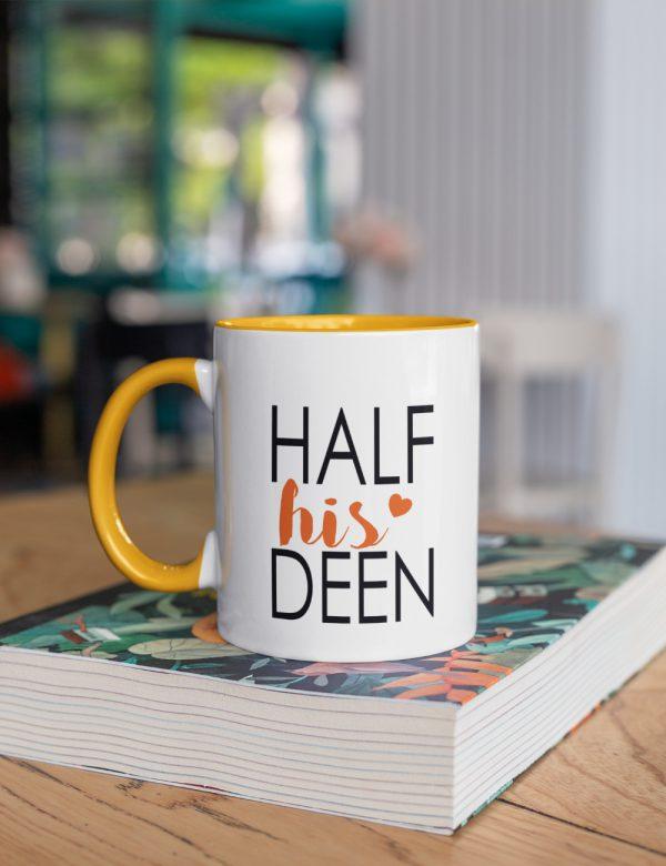 FMCM008 Half his Deen Orange
