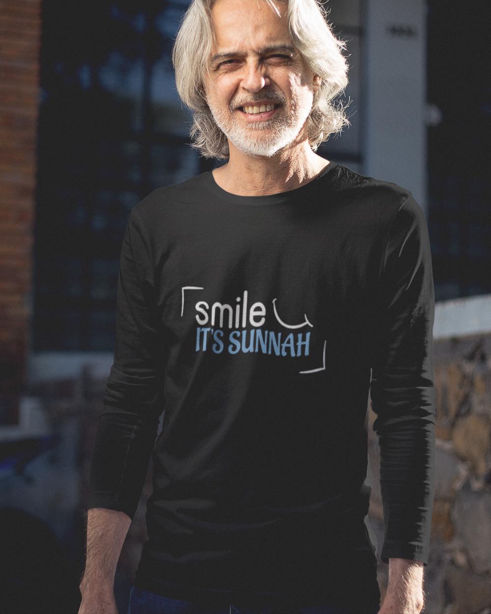 smile it sunnah