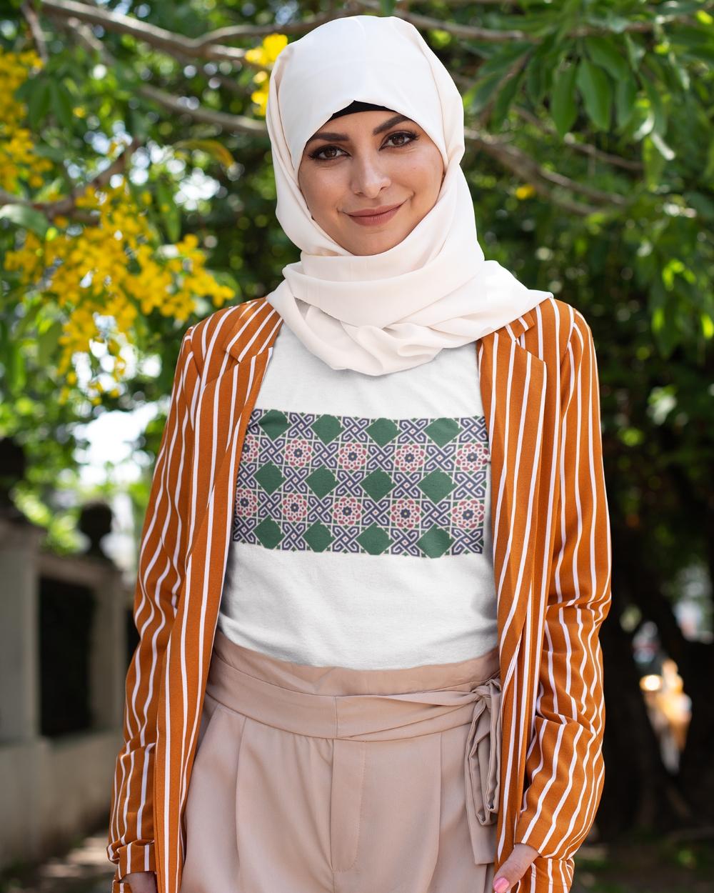 Arabic Pattern f