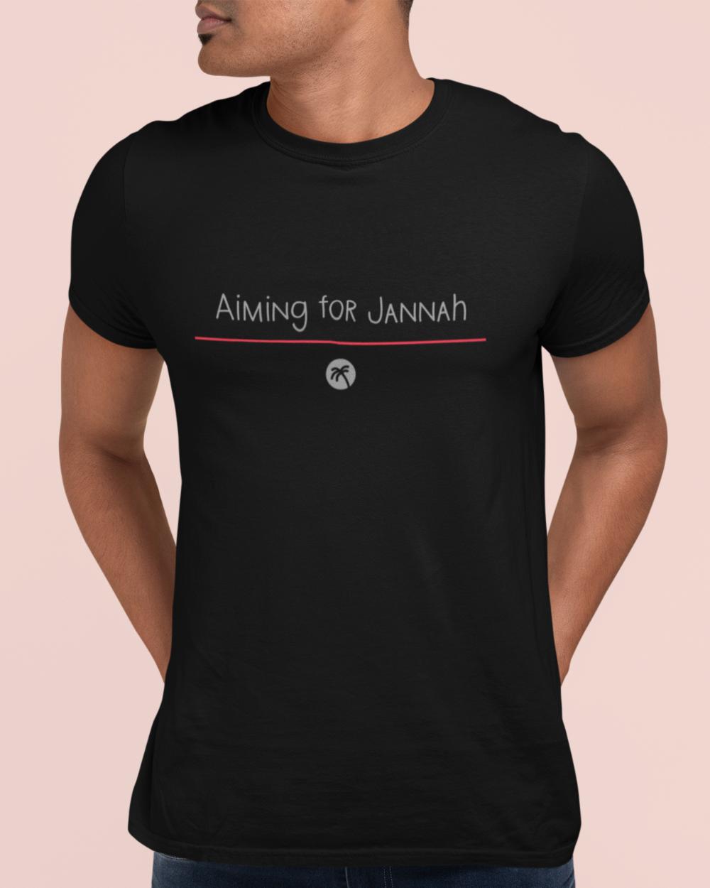 Aiming for jannah