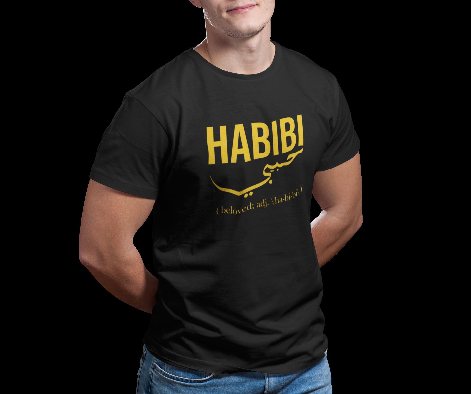 habibi in yellow