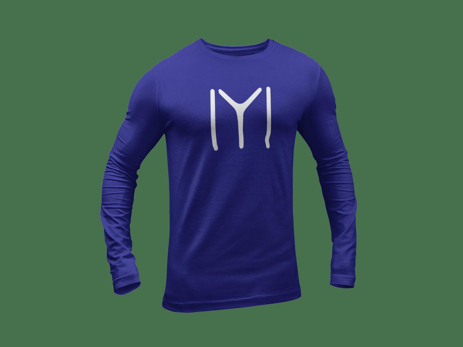 kayi-tribe-flag-full-sleeve-royal-blue-ghosted
