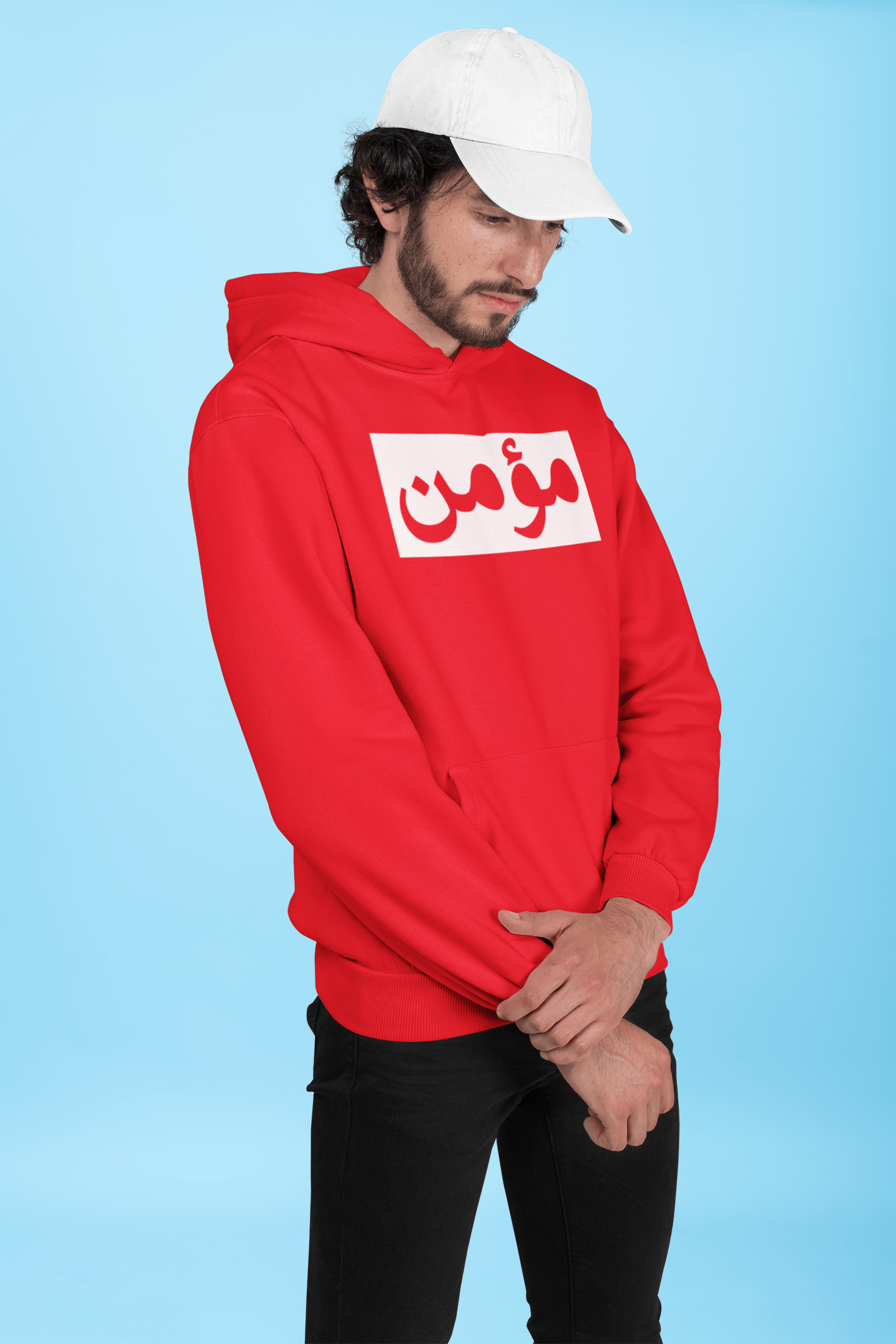 pullover-hoodie-mockup-of-a-man-wearing-a-cap-28318